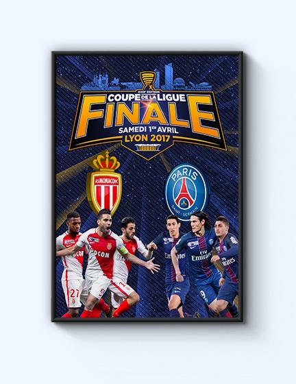 Coupe de la Ligue : Finale 2017